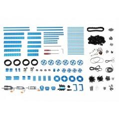 Ultimate Robot Kit Blue -No Electronics (Makeblock 91008)