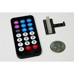 Pi IR Receiver with Remote (Nwazet MKNWZ04) NWZ-0005
