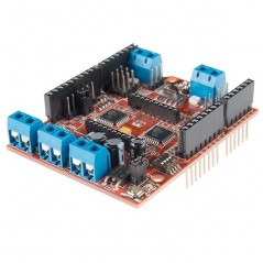 ComMotion Motor Driver Shield (Sparkfun ROB-13257)