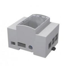 Modulbox 4M Raspberry B+ /RPi2/3 Raspberry 2 - DIN Rail 'Modulbox' Enclosure/Case/Box