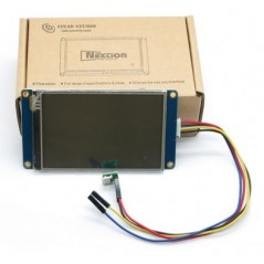 "Nextion NX4832T035 - 3.5"" HMI TFT LCD Touch Display Module (Itead IM150918001)"