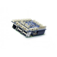 GrovePi+ (Seeed 103010002) 15 Grove 4-pin interfaces for Raspberry Pi