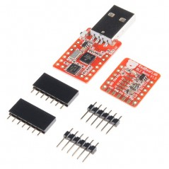 RedBearLab BLE Nano Kit - nRF51822 (Sparkfun  WRL-13730)