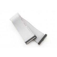 26pin 2.54mm GPIO Cable For Raspberry Pi 23cm (ER-PCW26254R) IDC26