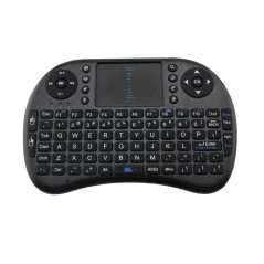 Mini Wireless Keyboard with Touchpad for Raspberry Pi (ER-RPA12141M) RT1409-40044 (RT-MWK08)