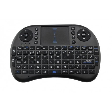 Mini Wireless Keyboard with Touchpad for Raspberry Pi (ER-RPA12141M)