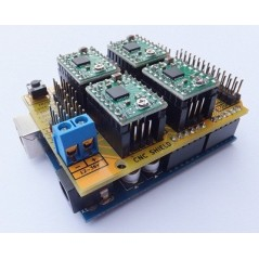 * replaced ER-CDP03051C *CNC Shield V3 5 for Arduino (GRBL v0 9 compatible  with PWM Spind (ER-CDP03509S)