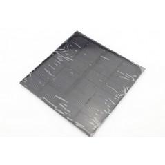 Monocrystal Solar Panel- 3W 6V (ER-PS0306MGE) 5-6V / 520mA