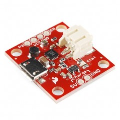 SparkFun Power Cell - LiPo Charger/Booster (Sparkfun PRT-11231)