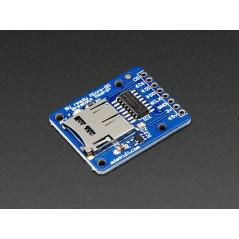 MicroSD card breakout board+  (Adafruit 254)