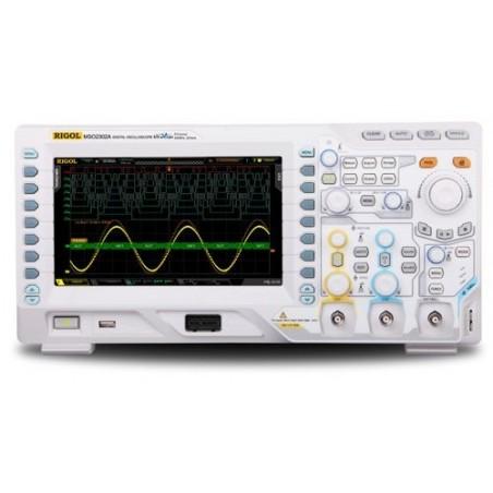 MSO2072A (Rigol) 70 MHz, 2 ch, 2 GS/s, 16 digital channels
