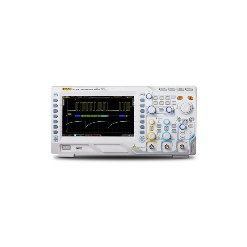 DS2202A 2x200MHz, 2ch, 2 GS/s,  (RIGOL)