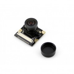 RPi Camera (G), Fisheye Lens (Waveshare)Raspberry Pi Camera Module, Fisheye Lens, Wider Field of View
