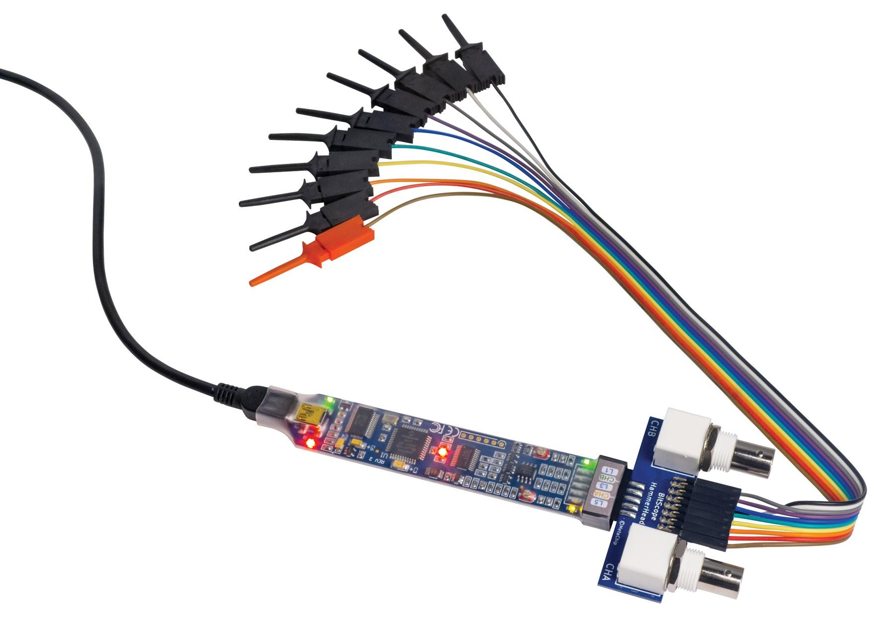 Picaxe Serial Cable Wiring In Addition Pc Plc Programming Bitscope Micro Oscilloscope Analyzer Generator Data Recorder Bnc Port Adapter 2 6 Channel 20mhz Bs05p 2455593 Rlx Components Sro Electronic
