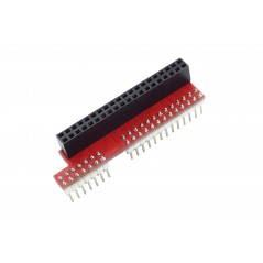 Raspberry Pi A+/B+/2 40pin to 26pin GPIO Board (Seeed 114990109)