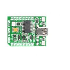 USB UART click (MIKROELEKTRONIKA)