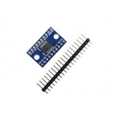 MCU-TXS0108E Full Duplex 8 channels Level Conversion Module (ER-CIA10108M)