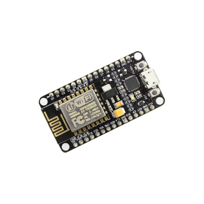 NodeMcu Lua WIFI Board Based on ESP8266 CP2102 Module (ER-DPO02102N)