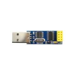 Serial to USB Adapter for NRF24L01+  (ER-CRF01056W)