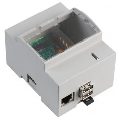 Italtronic DIN Rail Raspberry Pi A/B Case (25.0410000.RPI)