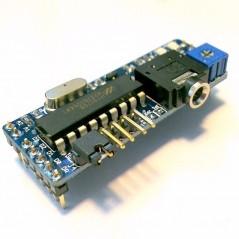 DTMF Shield for Arduino (Dossant)