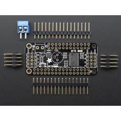 8-Channel PWM or Servo FeatherWing Add-on For All Feather Boards (Adafruit 2928)
