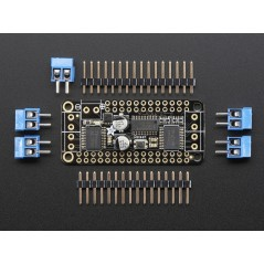 DC Motor + Stepper FeatherWing Add-on For All Feather Boards (Adafruit 2927)