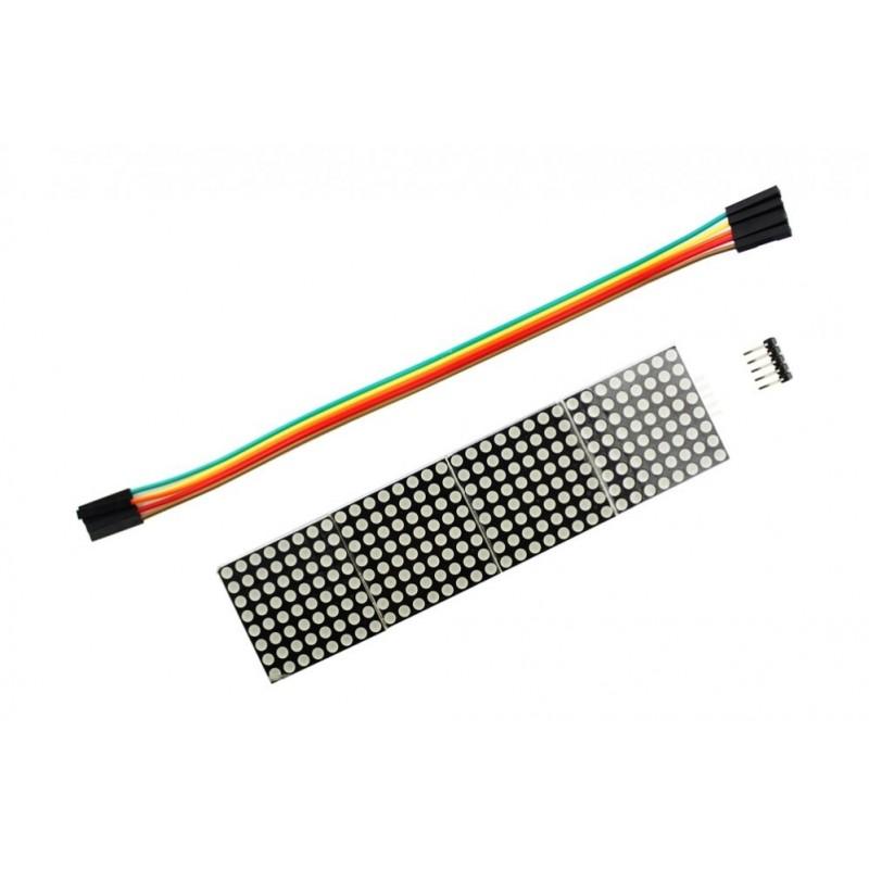 Cascaded MAX7219 Dot Matrix Module (ER-DPL28051M)
