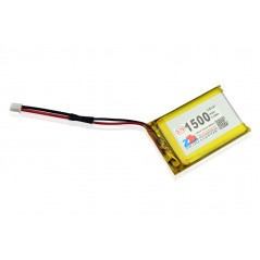 3.7V 1500mAh Lithium Polymer Battery (ER-PSB70305B) LIPO 1500mAh