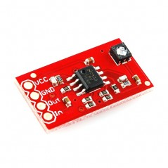 SparkFun OpAmp Breakout - LMV358 (Sparkfun BOB-09816) 2-stage amplifier