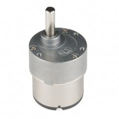 Standard Gearmotor - 10 RPM 3-12V (Sparkfun ROB-12367)