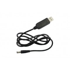 USB Booster Cable  DC5V to DC9V/DC12V (ER-PCA05091P)