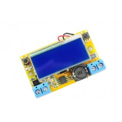 Adjustable DC-DC Step Down Power Supply Module With LCD Display Model (ER-PSC20518P)
