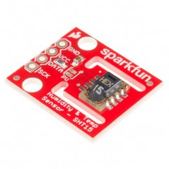 SparkFun Humidity and Temperature Sensor Breakout - SHT15 (Sparkfun SEN-13683)
