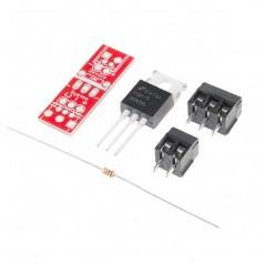 SparkFun MOSFET Power Control Kit (Sparkfun COM-12959) RFP30N06LE
