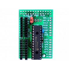 Slice of PI/O (K002) Raspberry Pi I/O Expander Board