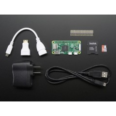 Raspberry Pi Zero Budget Pack - Includes Pi Zero v1.3 (Adafruit 2817)