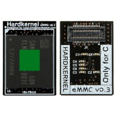 32GB eMMC Module C2 Android Black  for ODROID-C2 (Hardkernel G145622641989)