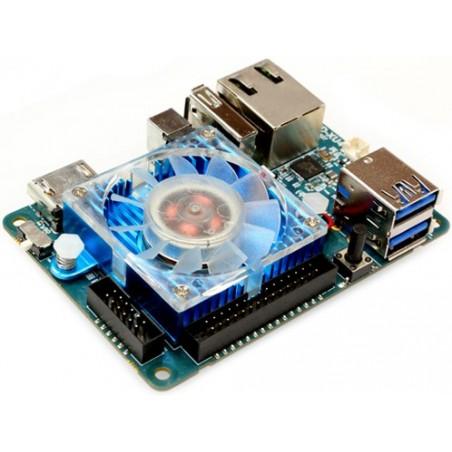 ODROID-XU4 + PSU 5V/4A (Hardkernel) Exynos5422,Mali-T628 MP6,2Gbyte LPDDR3,eMMC5.0 HS400 Flash