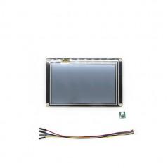 Nextion Enhanced NX8048K050 - Generic 5.0'' HMI Touch Display (Itead IM160511007)