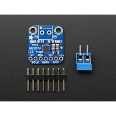 Adafruit I2S 3W Class D Amplifier Breakout - MAX98357A (Adafruit 3006)