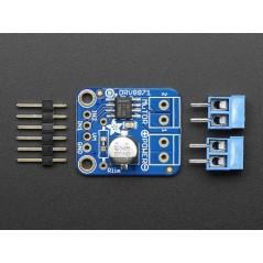 Adafruit DRV8871 DC Motor Driver Breakout Board - 3.6A Max (Adafruit 3190)