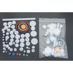 Gear Kit for DIY/Model Accessories (ER-DIY27990G)