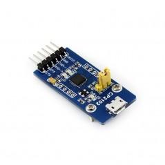 CP2102 USB UART Board micro USB (Waveshare WS-CP2102)