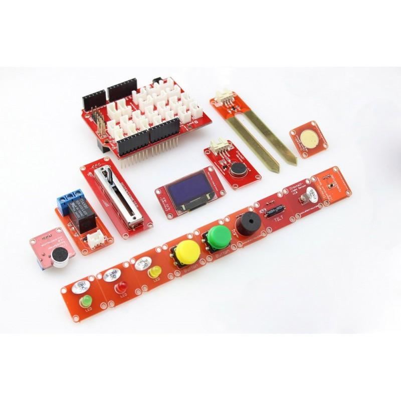 Starter Kit for Arduino Crowtail (ER-CT0026Kit)