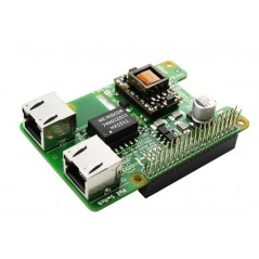 Ras PoE Raspberry Pi B+/Rpi2/3 PoE shield (ER-CDE52177I) Power-over-Ethernet board for all Raspberry Pi
