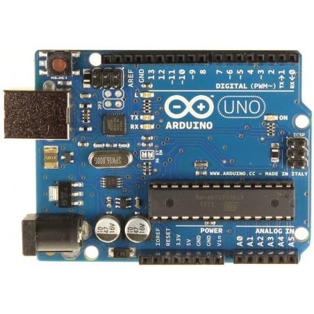A000066 Arduino Uno Rev3 - new pinout