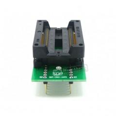 SOP44 TO DIP44, Programmer Adapter (Enplas/Waveshare)