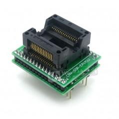 SOP32 TO DIP32 (B), Programmer Adapter (Enplas/Waveshare)