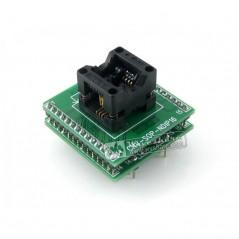 SOP8 TO DIP8, Programmer Adapter (Enplas/Waveshare)
